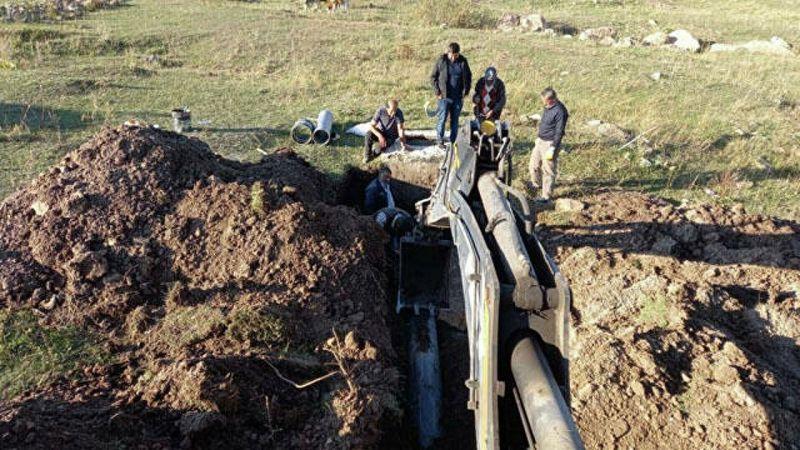 Ardahan'daki su kesintisinin nedeni belli oldu! 'Bu yapılan vatan hainliğidir'