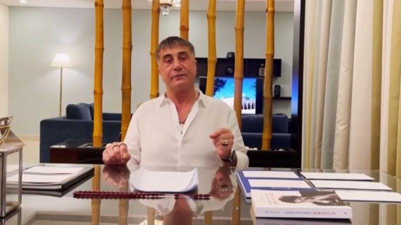 Sedat Peker yeni iddiaları ile gündemde