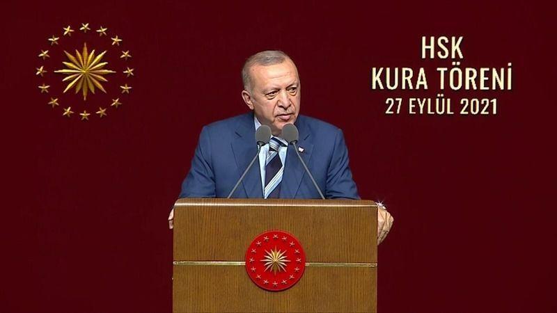 Cumhurbaşkanı Erdoğan yeni yargı paketine ilişkin açıklamalar yaptı