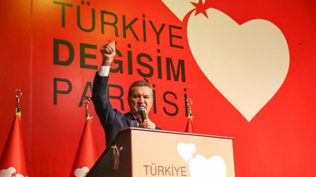 Türkiye Değişim Partisi'nde istifa rüzgarları esiyor