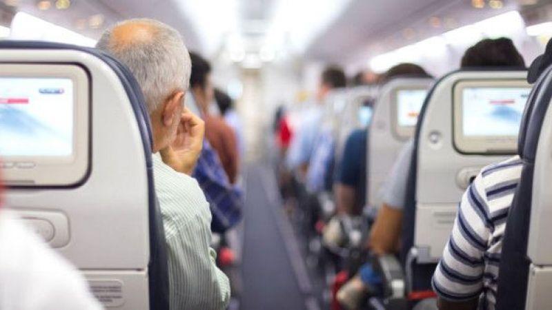 Uçakta genç kadını taciz etti, hakkında 5 yıla kadar hapis talep edildi