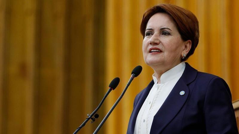 İYİ Parti'den 'Cumhurbaşkanı, devleti ve milleti temsille yetkili olacak'