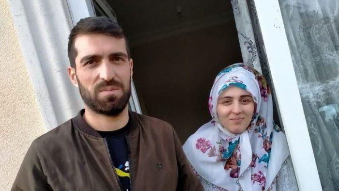 Karısını sopayla döverek öldürdü sonra PKK'ya katılmak için HDP'ye başvurdu