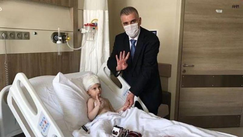 Cumhurbaşkanı hastane açılışında sohbet etmişti küçük Abdulkadir hayatını kaybetti