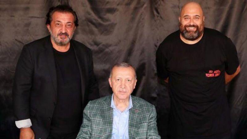 Ahmet Hakan, Mehmet Yalçınkaya ve Somer Sivrioğlu'nun Cumhurbaşkanı ile paylaştığı fotoğrafa ne dedi?