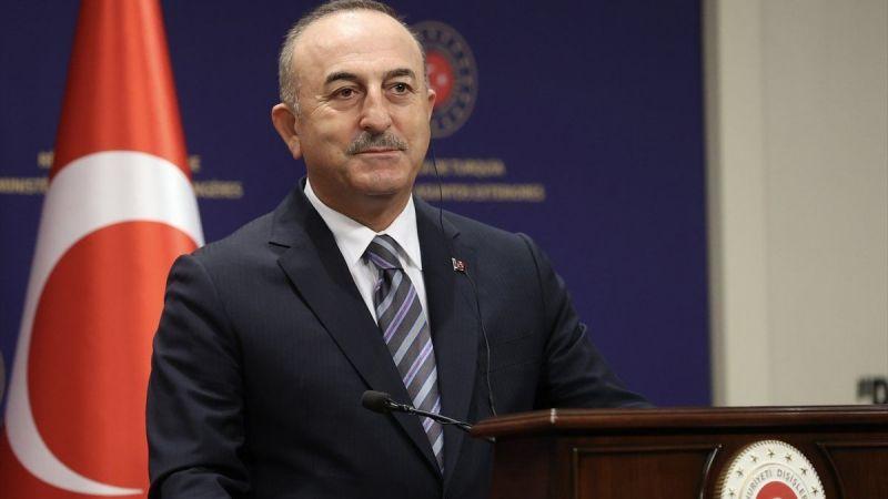 Çavuşoğlu'nun Suriye'ye harekat sinyali