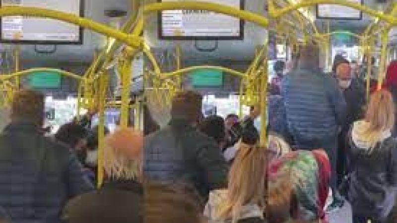 "İETT şoförü ""Psikolojim bozuldu"" dedi yolcuları indirmeye çalıştı"