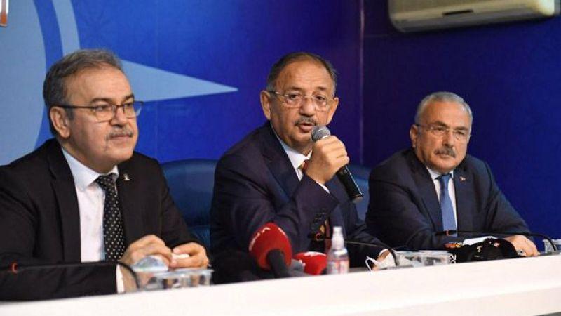 Mehmet Özhaseki: O kötülere karşı iktidarı asla bırakmamak lazım