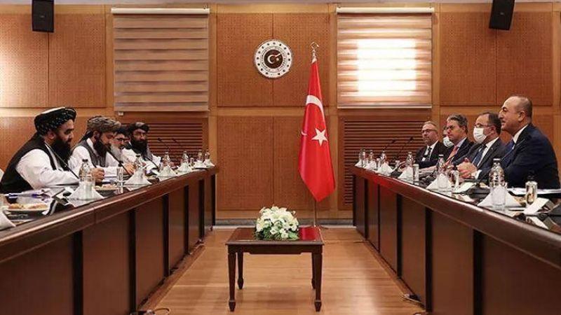 Taliban heyetinin Türkiye ziyaretinin ardından Çavuşoğlu açıklamalarda bulundu