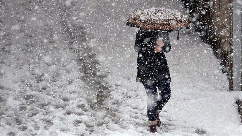 Meteoroloji'den kış uyarısı! Son 10 yıla göre kar yağışı fazla olacak