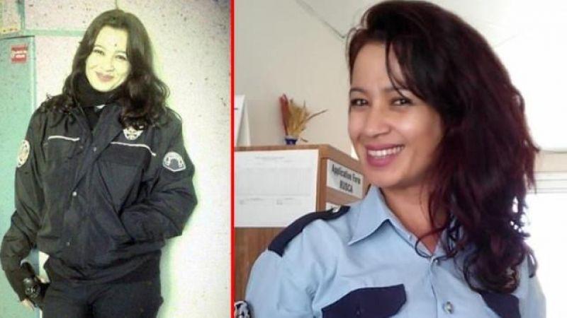 Polis memuru Sultan Tan'ı öldüren polis sevgilisi intihar süsü vermişti