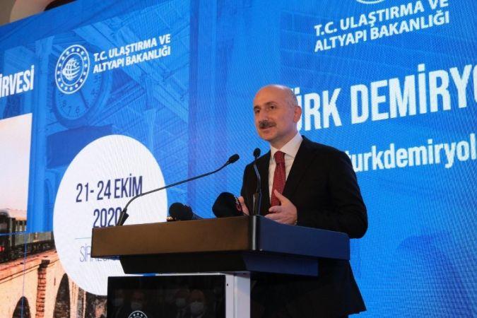 """Bakanı Karaismailoğlu: """"Türksat 5A'yı Kasım ayının sonunda uzaya göndereceğiz"""""""