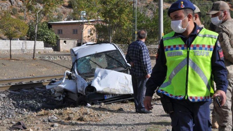 Hemzemin geçitteki kazada ölenler ailelerine teslim edildi