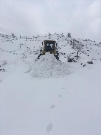 Şırnak'ta kış