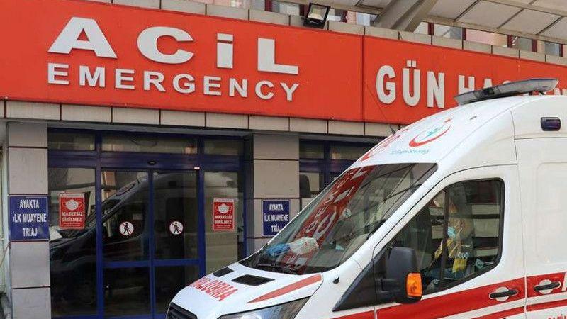 Trafik kazasında yaralanan kadın vefat etti