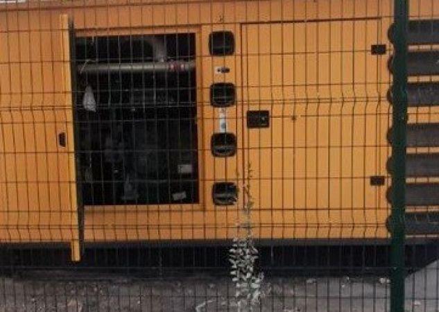 Okuldan 2 adet jeneratör aküsü çalan iki şüpheli suçüstü yakalandı