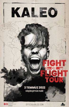 İzlandalı Rock Grubu 'Kaleo' dünya turnesi kapsamında ilk kez istanbul'a geliyor