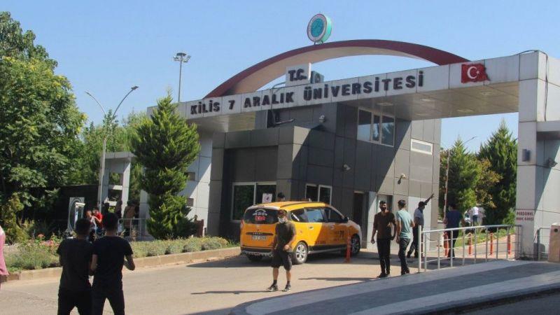 Suriye sınırındaki Kilis'te öğrencilerin YKS heyecanı