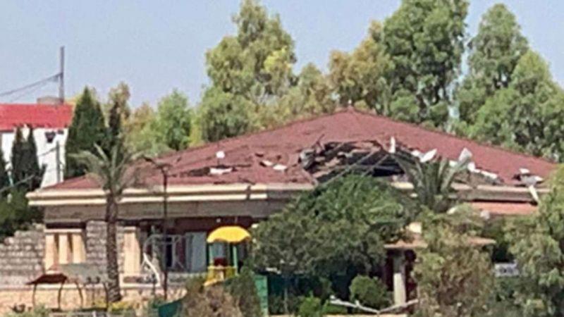 Erbil'e roketli saldırı