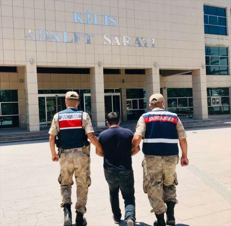 Kilis'te cezaevi firarisi saklandığı kümeste yakalandı