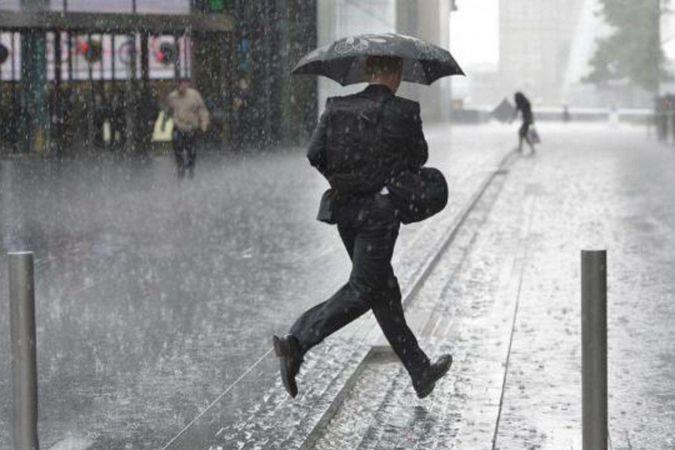 Yerel sağanak yağışlar etkili olmaya devam ediyor