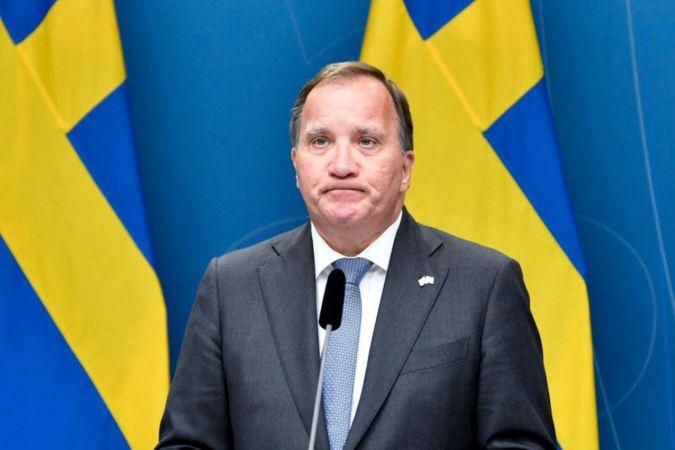 İsveç Başbakanı Lofven istifa etti