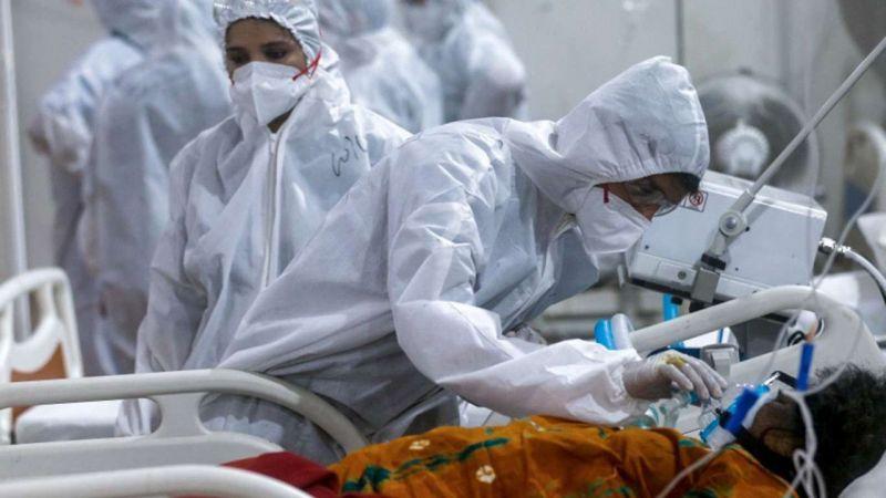 Hindistan'da kara mantar vaka sayısı 40 bini aştı