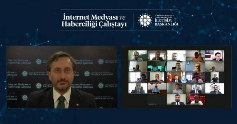 """İGF Genel Başkanı Mesut Demir: """"İnternet Yasası, Türkiye'nin ve sektörün geleceği için önemlidir"""""""