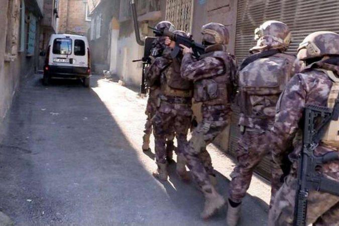 Gaziantep'te uyuşturucu operasyonu: 310 kişi hakkında gözaltı kararı