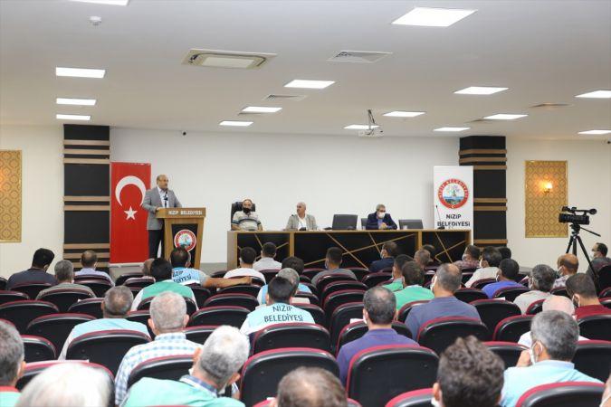 Nizip Belediyesi'nde toplu iş sözleşmesi imzalandı