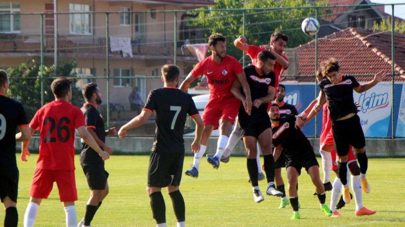 Gaziantep FK ile Adanaspor'un hazırlık maçında gol sesi çıkmadı