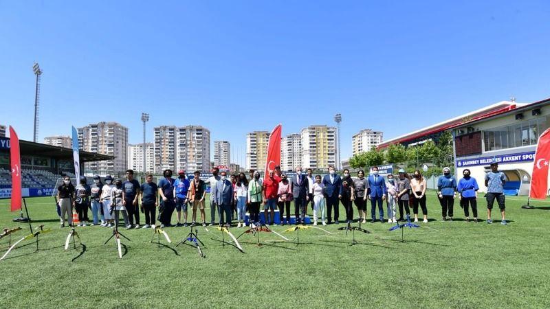Şahinbey'den spor etkinliği