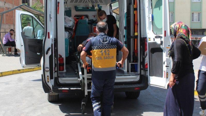 4 saatte 150 acemi kasap hastaneye başvurdu