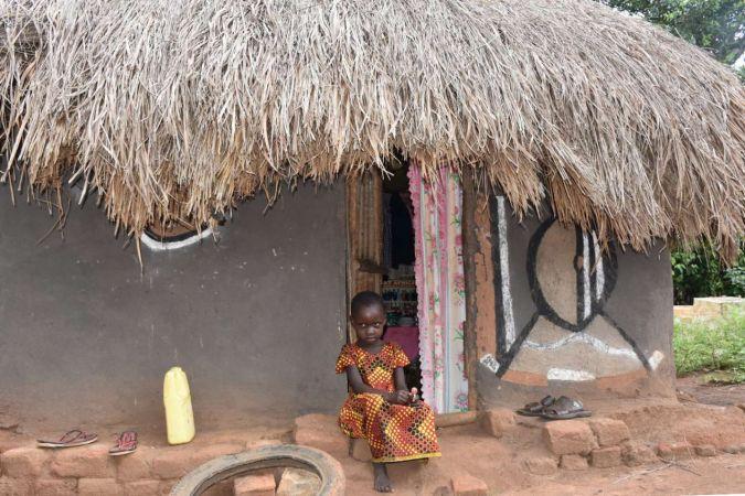 Afrika'da ürkütücü yoksulluk raporu