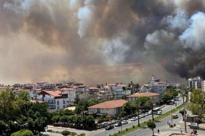 AFAD'tan ülke genelinde devam eden orman yangınları hakkında açıklama