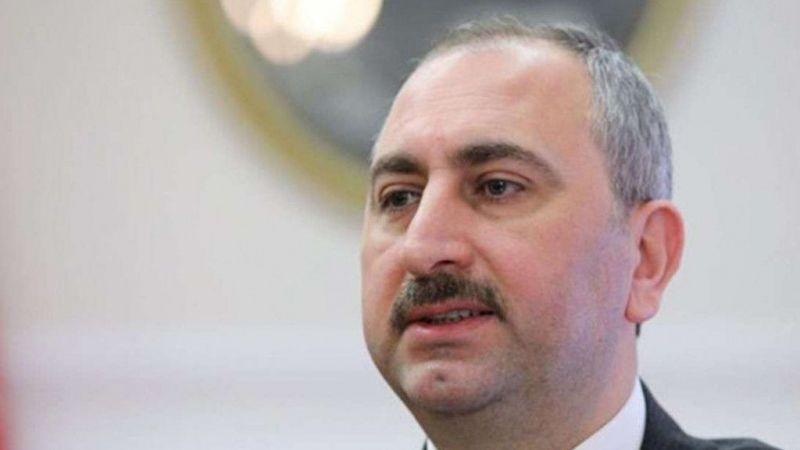 Adalet Bakanı Gül'den çıkan yangınlara ilişkin açıklama