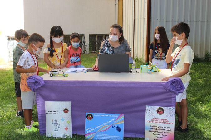 Gaziantep Kolej Vakfı Özel İlkokulu 1. Sınıf Öğrencileri Tanışma Kokteylinde Buluştu