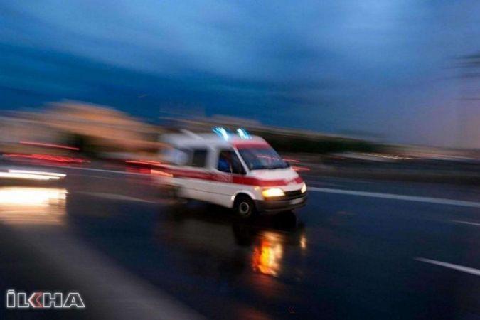 Ankara'da zincirleme trafik kazası: 22 yaralı