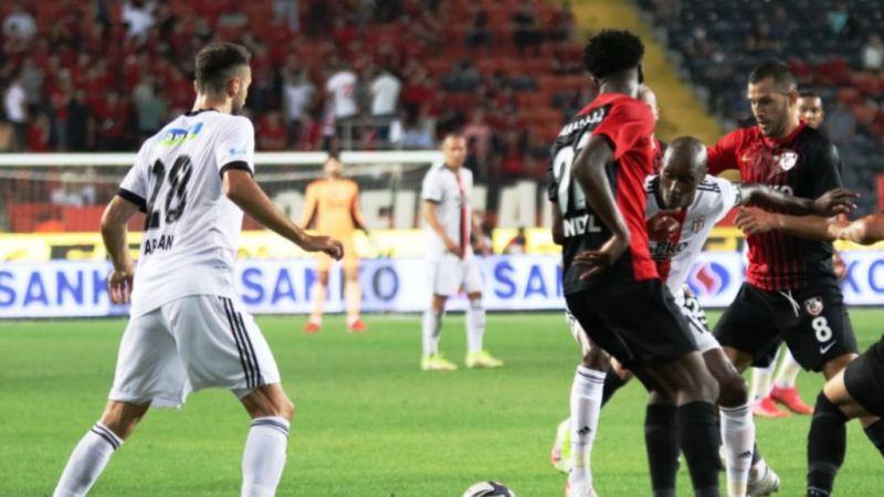 Beşiktaş Kalyon'da gülmüyor