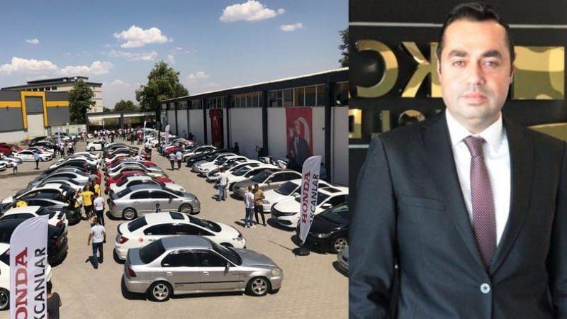 Akcanlar, Honda Tutkunlarını Gaziantep'te buluşturdu!