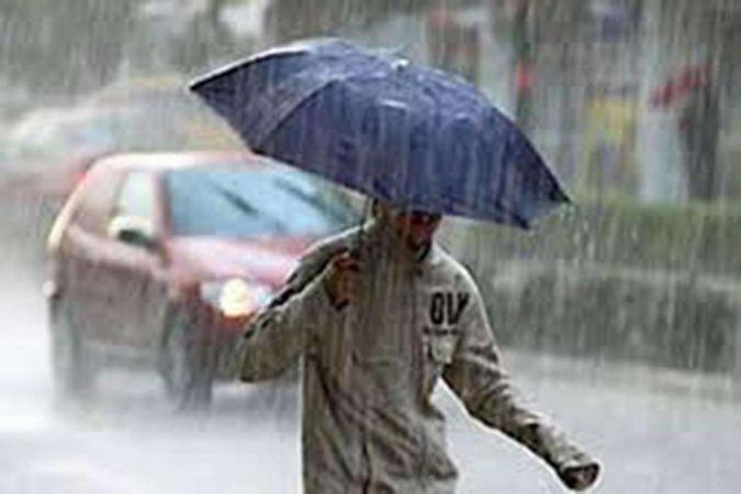 """Meteorolojiden """"çok kuvvetli"""" yağış ve rüzgâr uyarısı"""