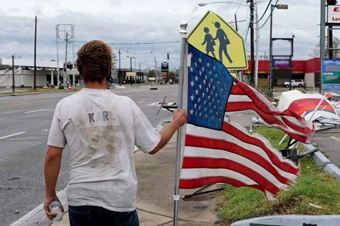 Henri Kasırgası ABD'ye ulaştı