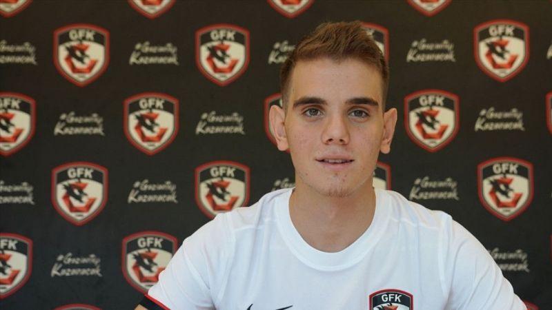 Gaziantep, orta saha oyuncusu Berke Gürbüz'ü transfer etti
