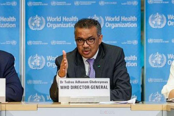 WHO takviye 3'üncü doz aşıların ertelenmesi çağrısında bulundu