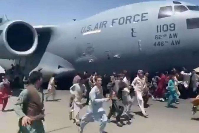 ABD 14 Ağustos'tan bu yana Afganistan'dan 37 bin kişiyi tahliye etti