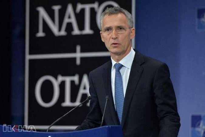 NATO: Tahliyelerin devam etmesi için Kabil'deki havaalanı açık kalmalı