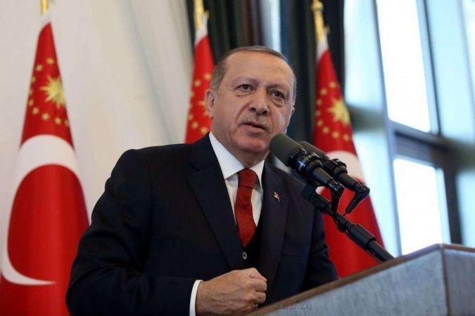 Cumhurbaşkanı Erdoğan yaptıkları projeleri grafiklerle paylaştı