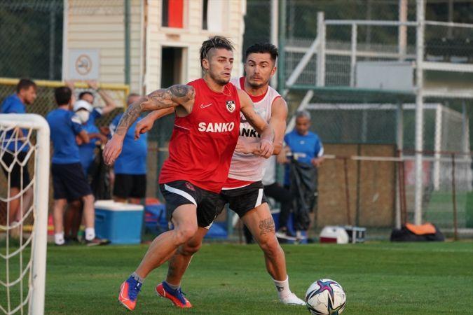 Gaziantep, Yeni Malatyaspor maçı hazırlıklarına devam etti