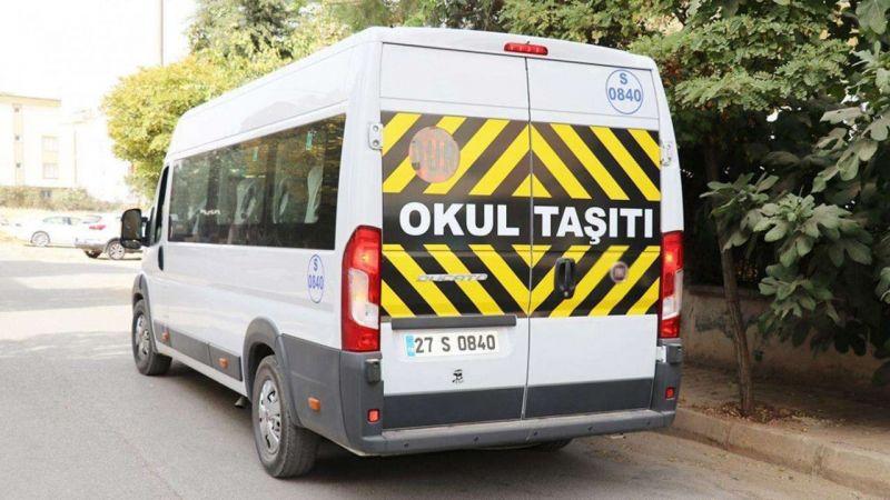 Gaziantep'te öğrenci servis ücretlerine yüzde 15 zam yapıldı
