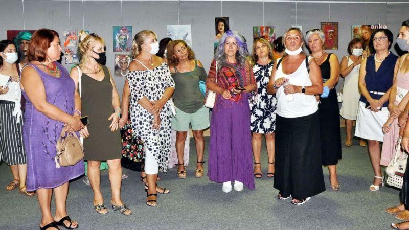 48 kadın ressam, Cinsiyet Eşitliği Sergisi açtı
